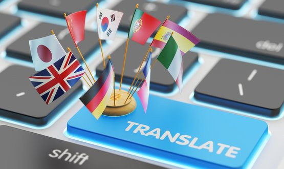Fast follower Royal Oldham trials video technology for translation services