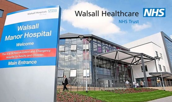 Walsall Healthcare switches to System C in IT shake-up