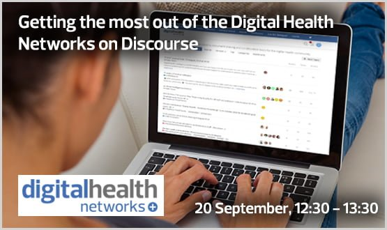 Getting the most out of the Digital Health Networks on Discourse