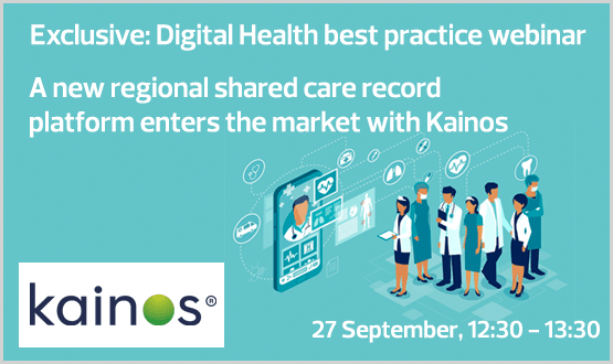 Webinar: A new regional shared care record platform enters the market with Kainos