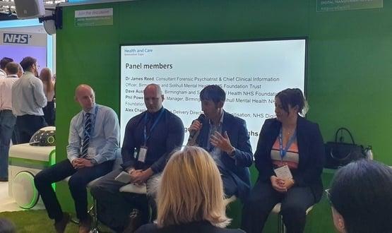 NHS Expo - Mental Health Panel
