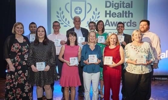 Digital Health Awards 2019: Winners revealed